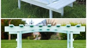 diy kids arbor bench instructions free