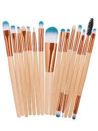 synthetic fiber hair plexion makeup