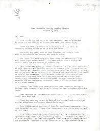UA60/1 Home Economics - Faculty Meeting Minutes