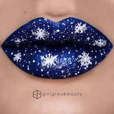 mouth into mesmerizing lip art