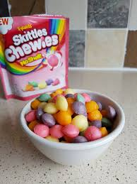 review skittles chewies no s