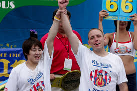 Hot Dog Eating Contest's Biggest Rivals ...