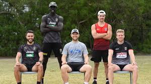AFL 2020: Gary Ablett Instagram, transition hub training pictures, Shane  Edwards, Dan Hannebery   Geelong Advertiser