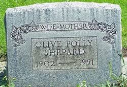 Olive Polly Hoffman-Pollard Shepard (1902-1951) - Find A Grave Memorial