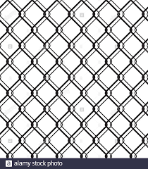 Wired Metallic Fence Seamless Texture Steel Wire Mesh Isolated On White Background Vector Repeating Pattern In Eps8 Format Stock Vector Image Art Alamy