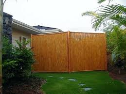 Temporary Privacy Fence Outdoor With Green Material Cover Ideas Alzil Mobi