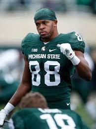 Michigan State WR Monty Madaris reminds QB of Aaron Burbridge