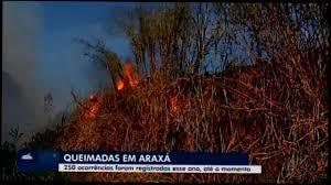 Corpo de Bombeiros registra diversas ocorrências de incêndio em Araxá - G1  Centro-Oeste de Minas Gerais - MGTV 2ª Edição - Catálogo de Vídeos