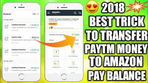 transfer paytm wallet money
