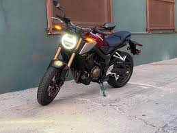 2020 honda cb650r first ride review