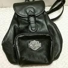 harley davidson backpack purse