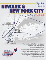 Blue Angels to fly over NYC to honor ...