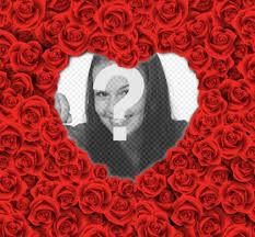 photo frames of hearts photofunny