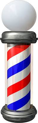 Buy Barber Shop Pole Distressed Wall Decal 12 X 36 Vintage Style In Cheap Price On M Alibaba Com