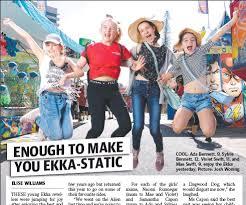 PressReader - The Sunday Mail (Queensland): 2019-08-18 - ENOUGH TO MAKE YOU  EKKA-STATIC