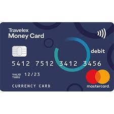 mastercard prepaid travel card