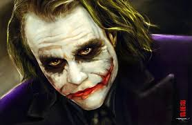 batman art makeup byzwa dher