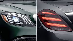 2020 Mercedes-Maybach S 650 Sedan | Mercedes-Benz USA