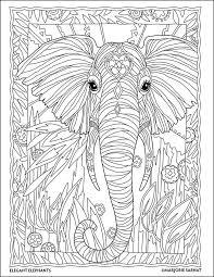 Afbeeldingsresultaat Voor Kleurplaat Olifanten Kleurplaten