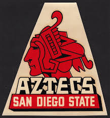 San Diego State Aztecs Ncaa College Vinyl Sticker Decal Car Window Wall