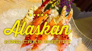 Alaskan King Crab Buffet at Shabu Shabu ...