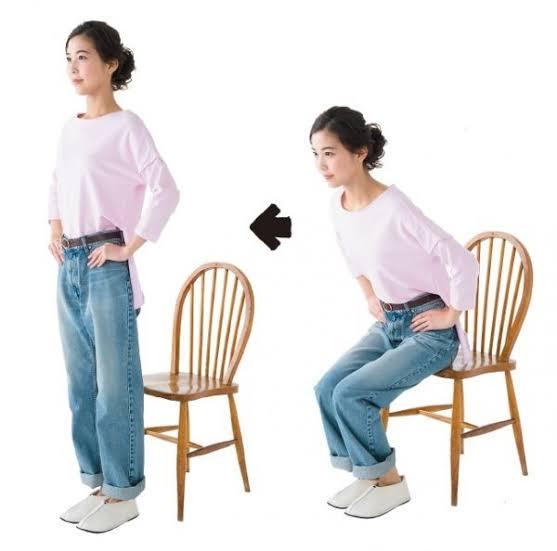 Image result for 椅子立ち上がり