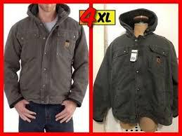 sherpa lined jacket l color size