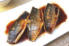 Mackerel Simmered in Sweet Soy - cookbuzz
