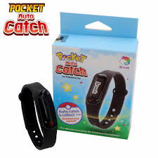 Brook for Bluetooth Bracelet Watch Wristband Pocket Auto Catch For Pokemon  Go Plus Smart Wristband For IOS &Android|