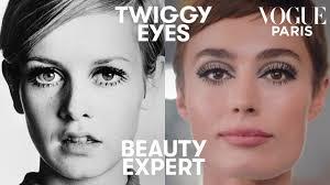 get twiggy s 1960s eye makeup in 5