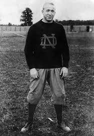 Knute Rockne was a coach for the university of Notre Dame. He is considered  to be the best coach of all … | Notre dame university, Knute rockne, Notre  dame football