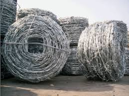 Barbed Wire Barbed Wire Fencing Manufacturer From Thane