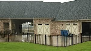 Iron Fence Vs Aluminum Fence Buzz Custom Fence