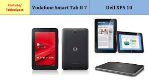 Vodafone Smart Tab II 7 over Dell XPS ...
