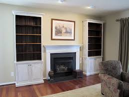 custom bookcases made to fit on either
