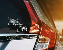 Pastor Decal Etsy