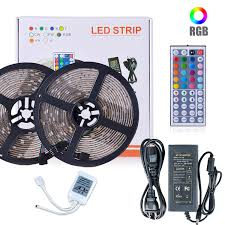 led strip lights ceiling