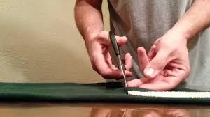 enlarger stretcher cutting