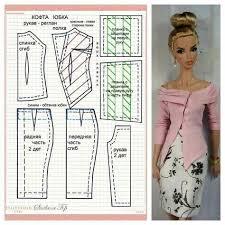 Pin by Ada Wells on Barbie | Sewing barbie clothes, Barbie clothes  patterns, Barbie doll clothing patterns