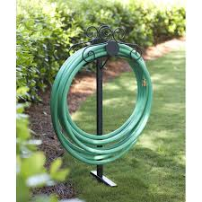 decorative hose stand steel 2 g