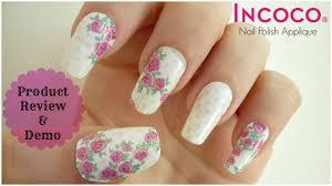 incoco nail polish applique
