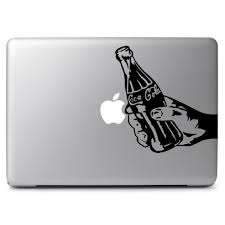 Coca Cola Cheers Apple Macbook Air Pro 11 13 15 17 Vinyl Decal Sticker Dreamy Jumpers