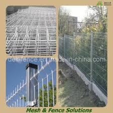 China Galvanized Metal Wire Fence Panels China Galvanized Wire Fence Oanels Galvanized Metal Fence Panels