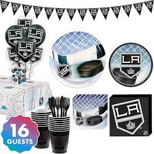 Nhl Los Angeles Kings Party Supplies Party City