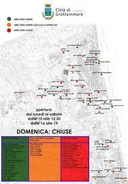 Grottammare, riaprono le aree verdi dal 4 maggio. Ecco una mappa ...