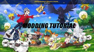 WIP]Pokemon Sword & Shield Modding Tutorial [Pokemon Sword ...