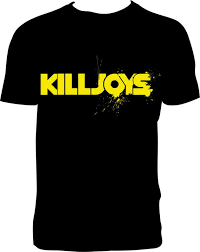 killjoys t shirt
