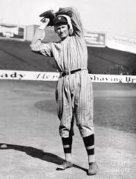 Walter Johnson by National Baseball Hall Of Fame Library