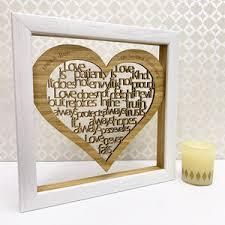 5th wedding wood anniversary gifts