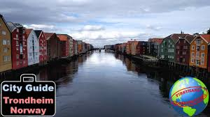 trondheim norway city guide complete